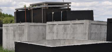 szambo betonowe